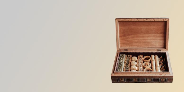 Extra Luxe Baklava Box